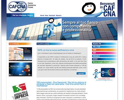 CAF Web