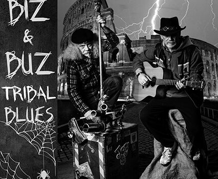Cover Biz & Buz Tribal Blues