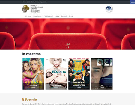 Premio internazionale Cinearti La Chioma di Berenice